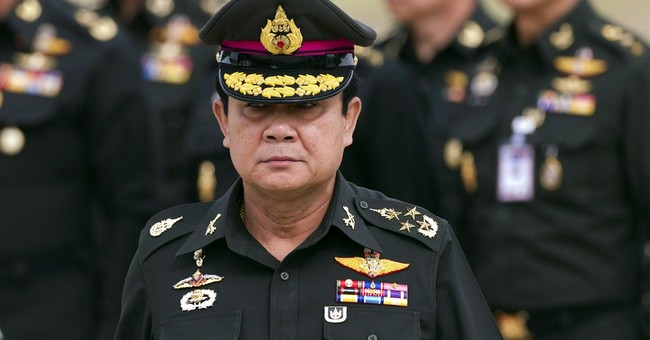 Thai army ruler named prime minister
