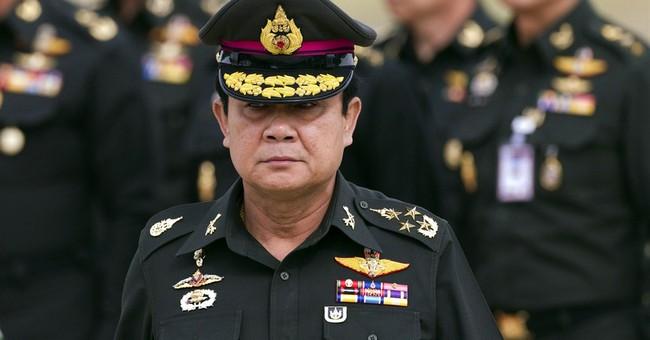 Thai army ruler named prime minister