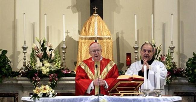 Pope Francis offers condolences on Szoka's death