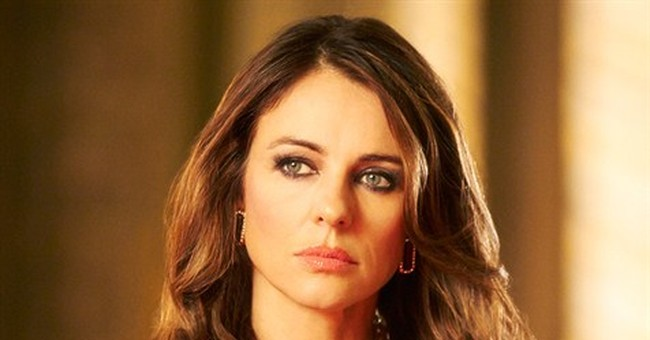Elizabeth Hurley takes the reigns in 'The Royals'