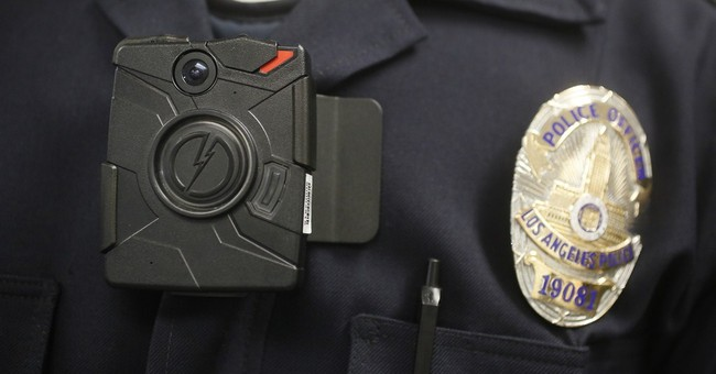 After Ferguson: Calls for police 'body cameras'
