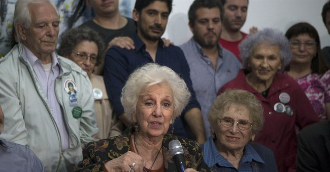 Argentina Grandmothers ID 115th 'dirty war' child