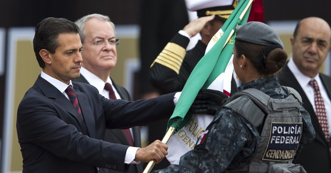 Mexico creates special force for economic crime