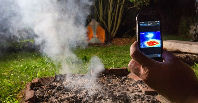 Gadget Watch: Get ready for the thermal selfie