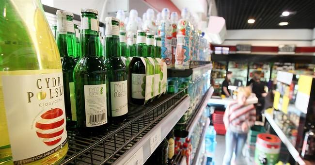 Russian ban on Polish apples sparks cider debate
