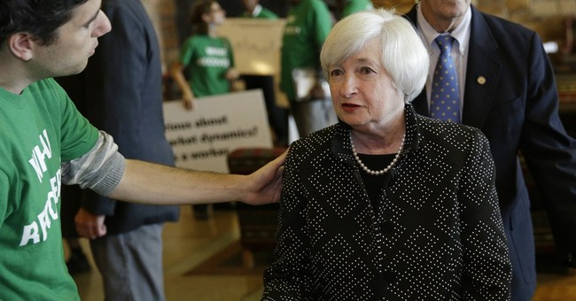Yellen signals uncertainty about a rate increase