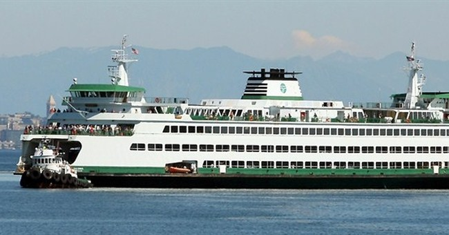 Mishaps prompt questions about Washington ferries