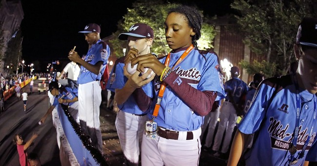 AP PHOTOS: A look back at Mo'ne Davis' tournament