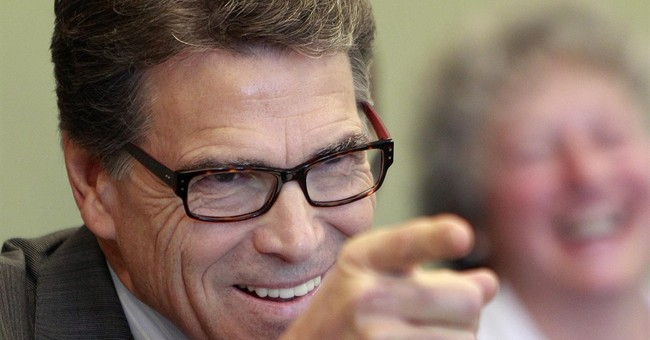 Perry in New Hampshire: No decision on 2016