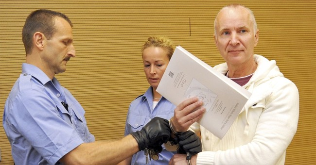 German policeman on trial in dismemberment killing