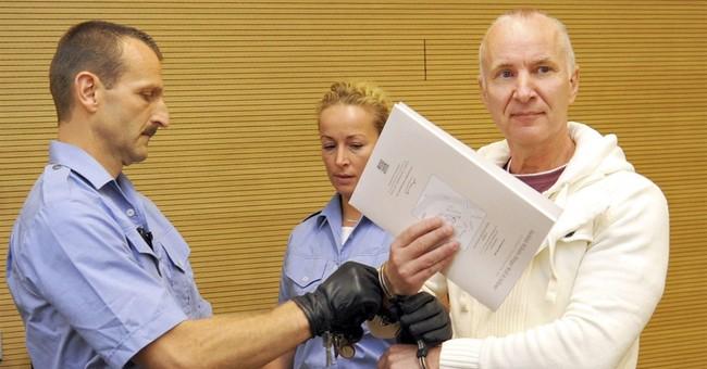 German policeman on trial in dismemberment killing
