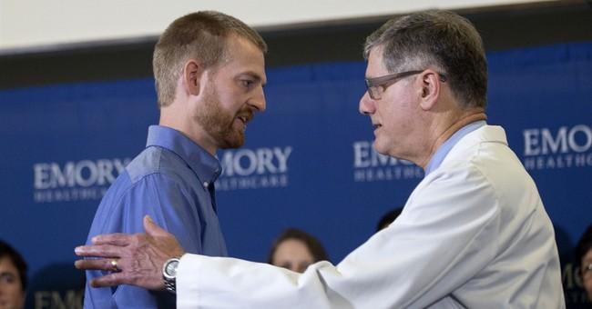 American Ebola doc urges help fighting outbreak