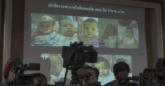Interpol seeks clues to Thai 'baby factory'