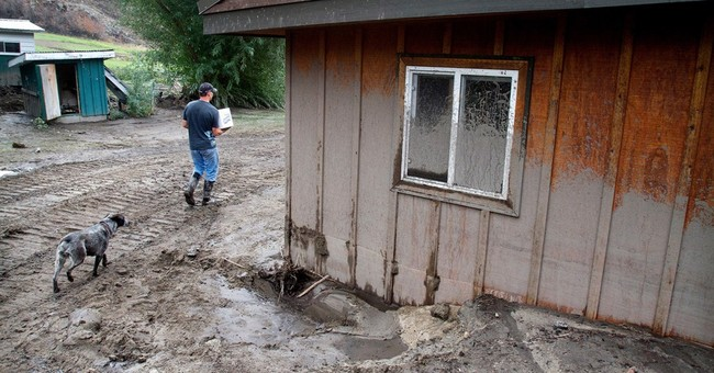 More rain forecast for wildfire-singed Washington