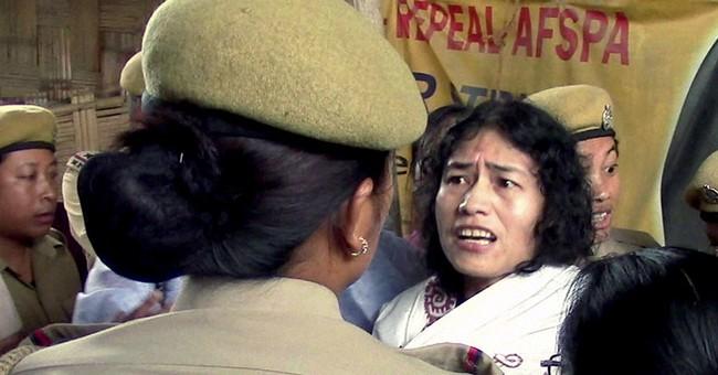 India police re-arrest fasting activist