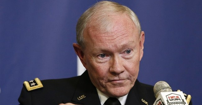 Dempsey in Afghanistan for transition talks