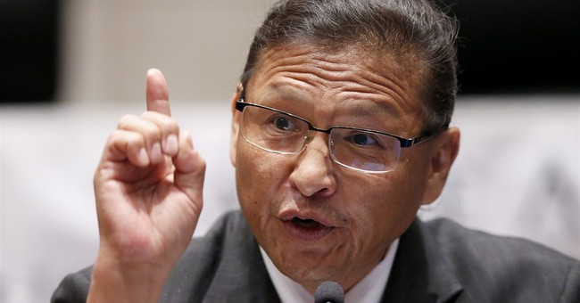 Navajo presidential race features crowded field