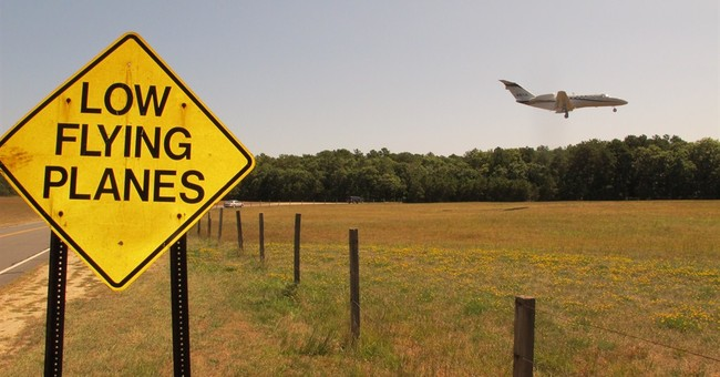 Noise from the sky is buzzkill in ritzy Hamptons