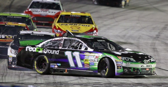 Keselowski: Don't count out Gibbs guys just yet