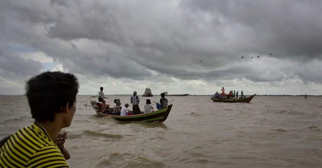 Spirits, prayers mark hunt for Myanmar's lost bell