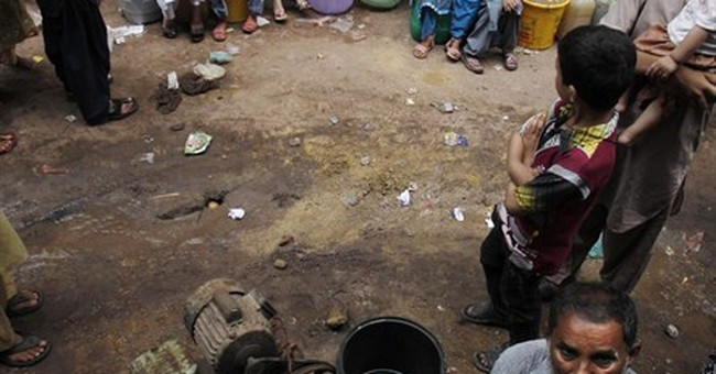 Pakistan's largest city thirsts for a water supply