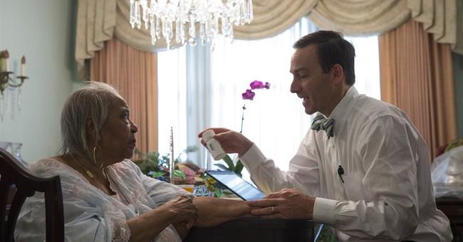 Study: House calls for frail elders bring savings