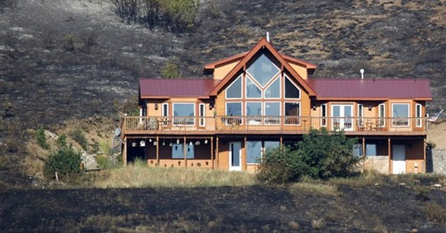 Small actions can reduce wildfire risks