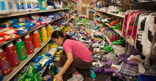 The latest on damaging earthquake in California