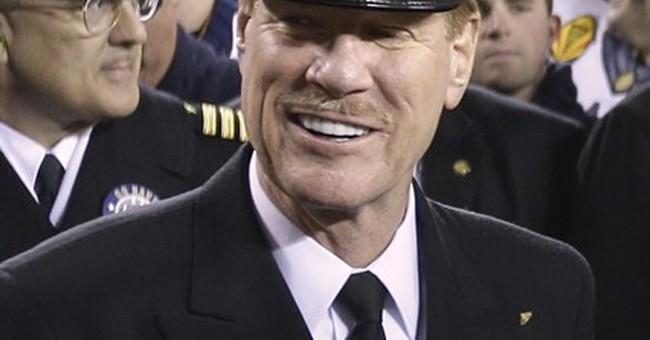 US Naval Academy head testifies in DC