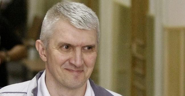 Khodorkovsky's business partner Lebedev set free