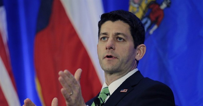 Ryan: No hopes to be House Speaker
