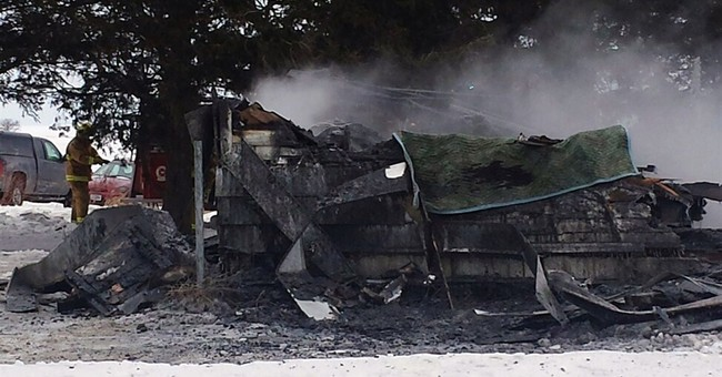Sheriff's office: 5 bodies found at Iowa home fire