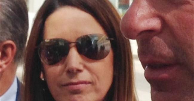 New York congressman's ex-girlfriend pleads guilty