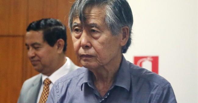 Fujimori cleared in sterilization case