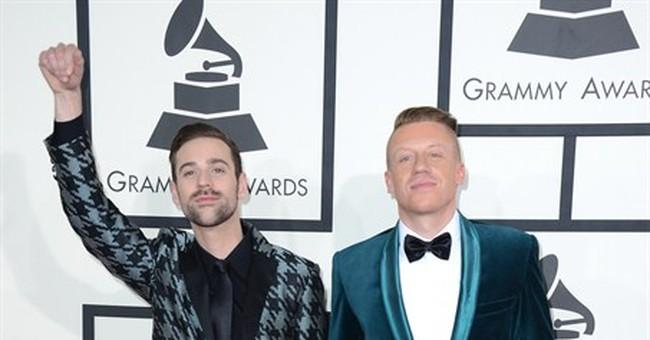 Macklemore & Ryan Lewis early leaders at Grammys