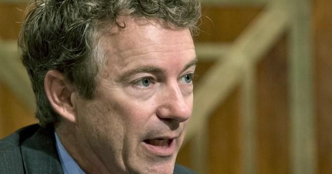 Paul: Dems should recall Clinton's intern scandal