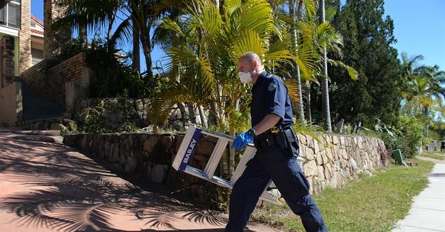 Australian leader warns of planned random attack