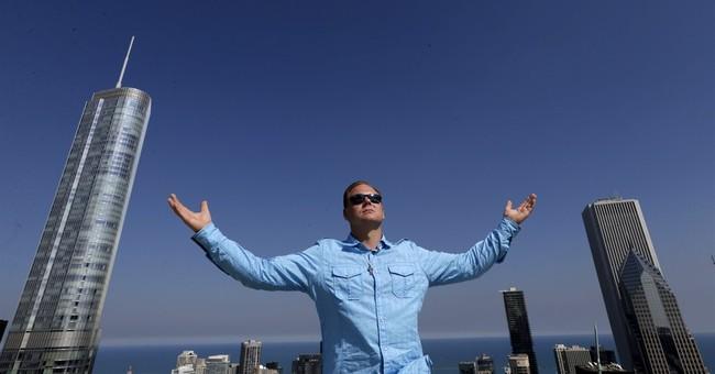 Wallenda: Spectacle, legacy inspire Chicago walk