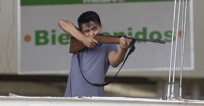 AP PHOTOS: Hurricane Odile's devastation in Mexico