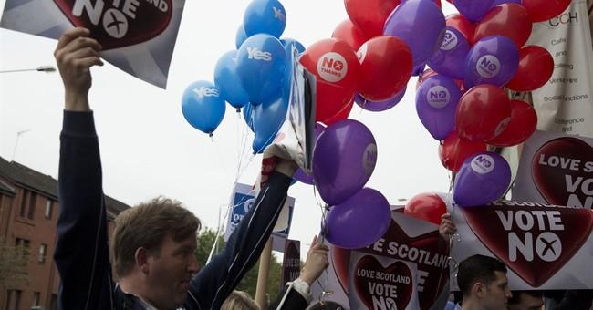 Scotland's independence vote puts UK union on edge