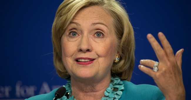 Clinton: Turn female economic issues into movement