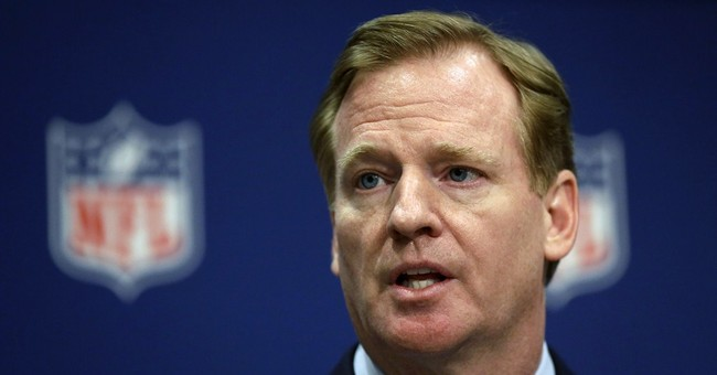 Jets' Vick says Goodell doing 'great job'