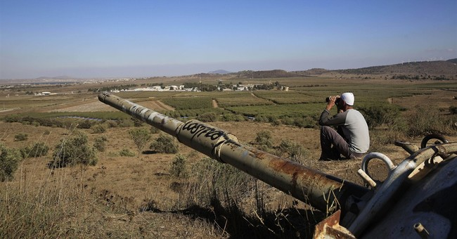 UN's flight marks new era on Israel-Syria front