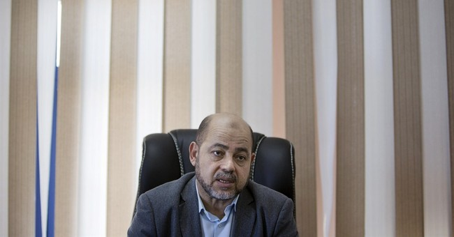 AP Interview: Hamas No. 2 says war a lesser option
