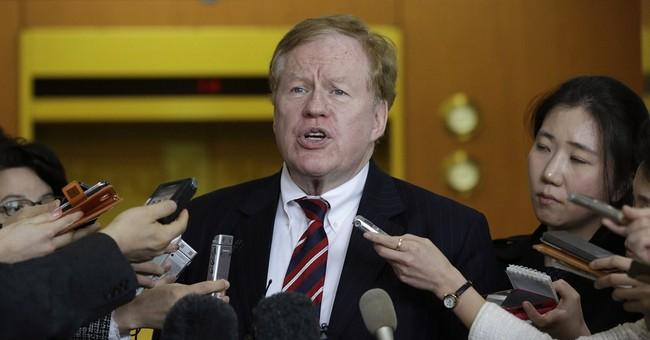 APNewsBreak: NKorea unresponsive to US envoy offer