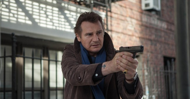 Review: Neeson in action again in 'Tombstones'