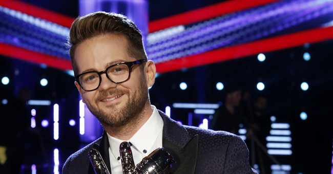 'The Voice' winner goes to Broadway's 'Pippin'