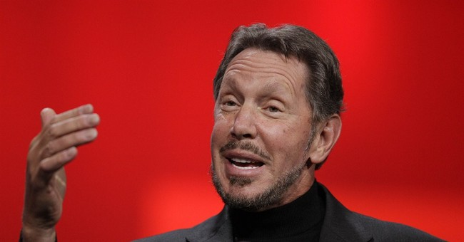 End of era: Ellison steps aside as Oracle CEO