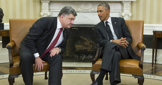 Ukraine's pleas for lethal aid from US go unmet