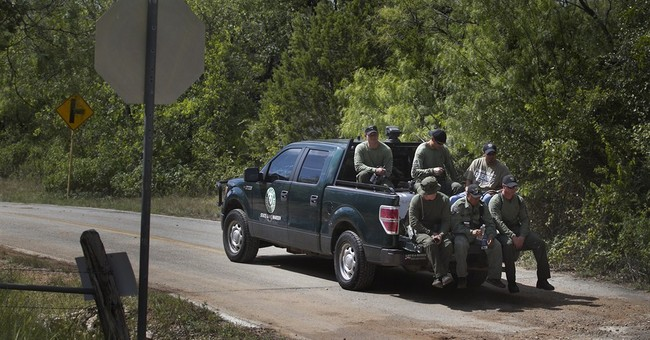 Search for Texas deputy suspended, but will resume